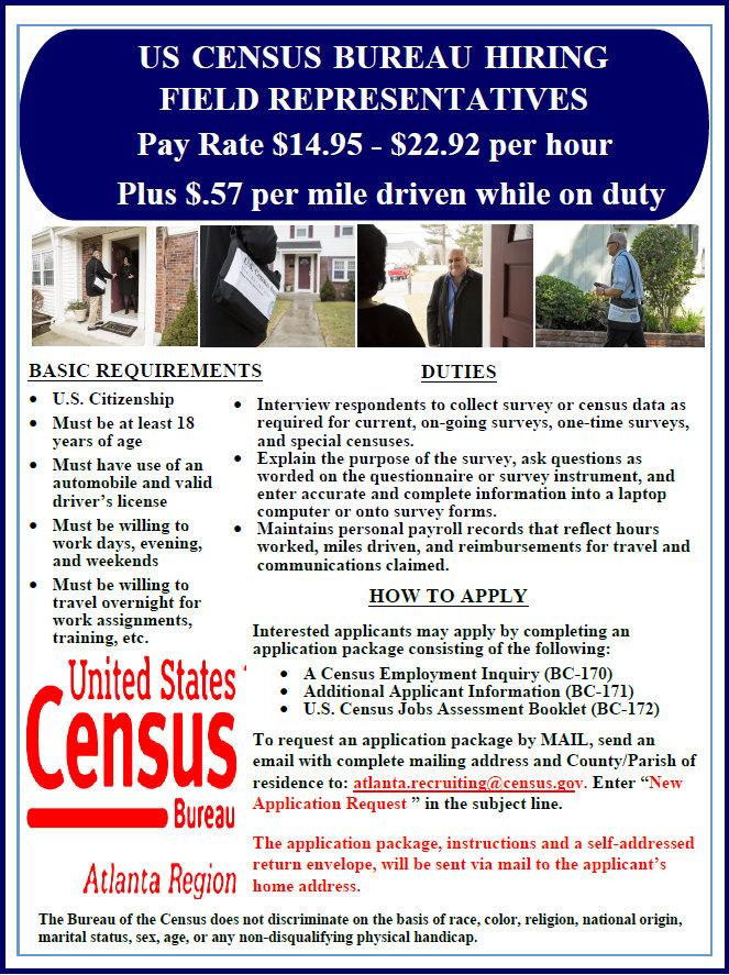 census job
