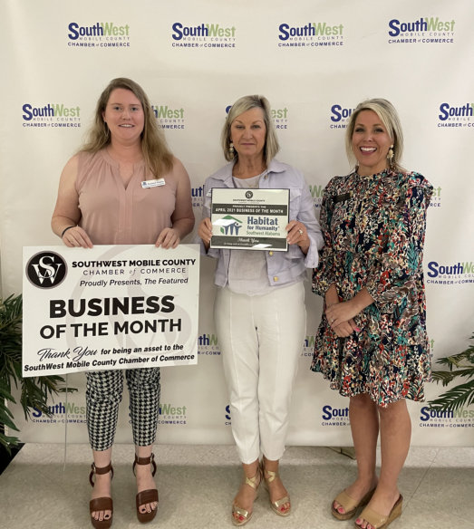 Business Of the Month - Habitat for Humanity