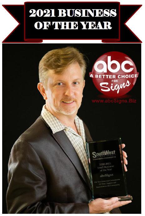 ABC Signs Biz of Year