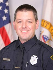 Officer David Anthony